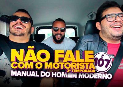João Blümel – Não Fale Com O Motorista #33