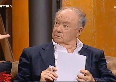 João Blümel e Nilton lêem a mente de Alberto João Jardim
