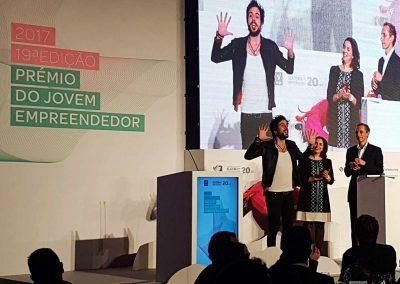 Premio Jovem Empreendedor